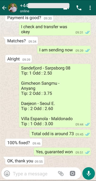 real fixed matches by profitable-fix